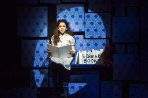 Matilda De Musical - scenefoto